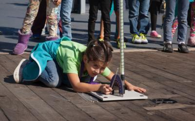 BATTLESHIP IOWA'S DAY OF DISCOVERY PROGRAM RECEIVES $450K GRANT FROM TESORO CORPORATION