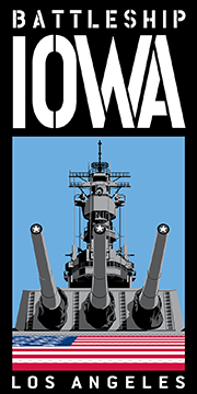 Battleship IOWA Museum Los Angeles