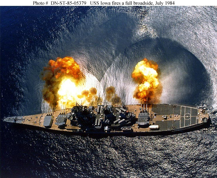 Gunnery Exercises