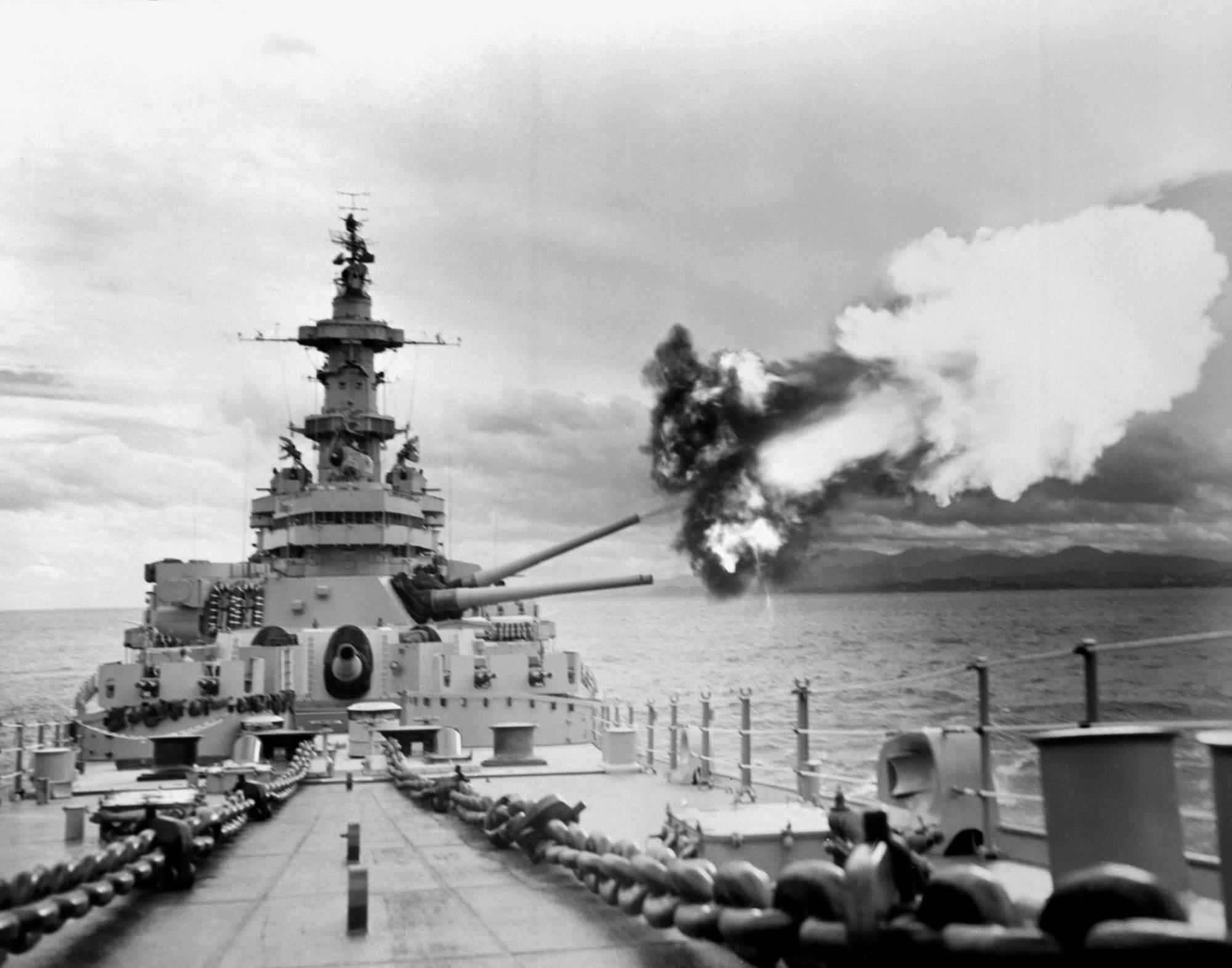 The Korean Conflict History Battleship Iowa Museum Los