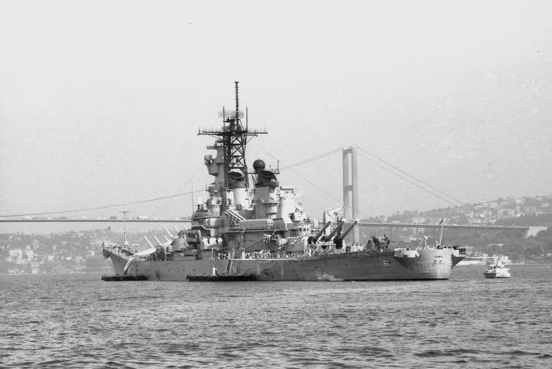 Port Visit in Istanbul | Battleship IOWA Museum Los Angeles