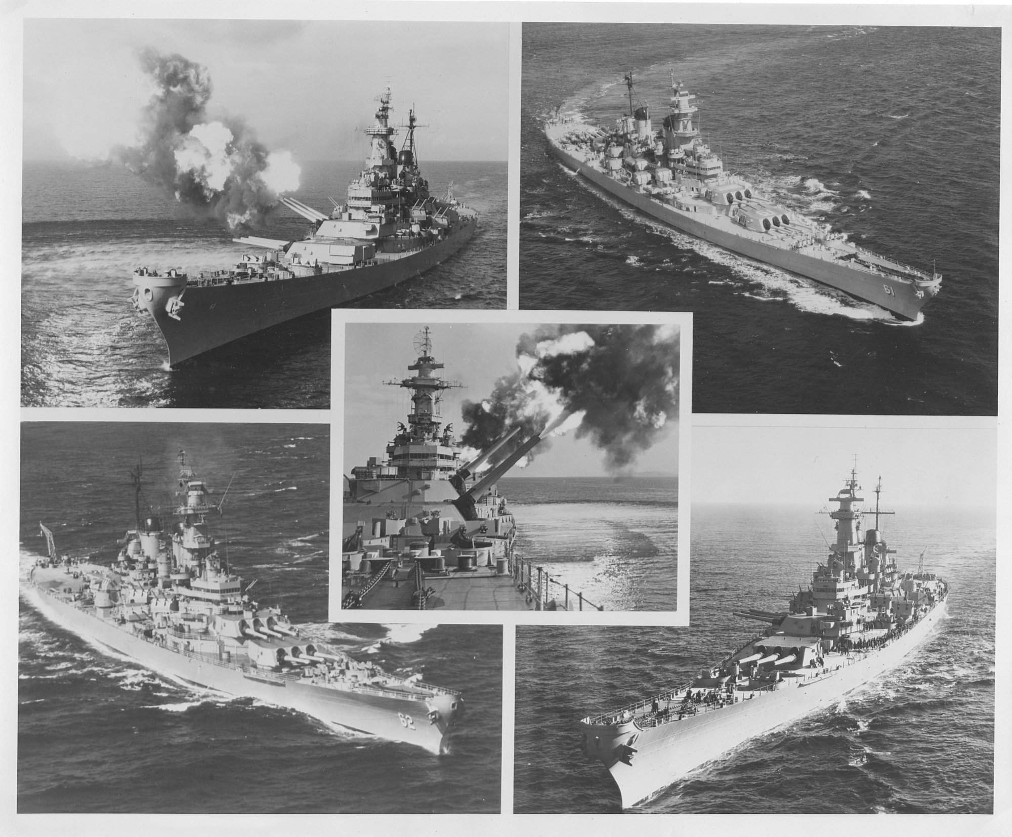 Legacy of the Surface Navy aboard Battleship IOWA Museum