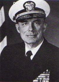 Captain Joshua W. Cooper, USN Becomes Commanding Officer