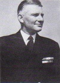 Captain Bennett M. Dodson, USN Becomes Commanding Officer