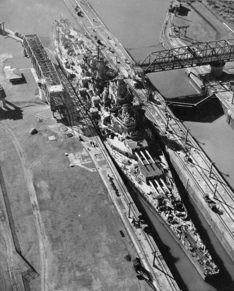 Transit the Panama Canal