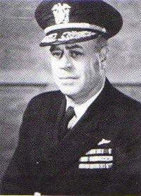 Captain Allan R. McCann is Commanding Officer from Aug – Nov