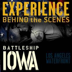 Battleship IOWA Experience