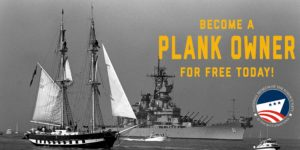 Battleship IOWA and Constitution