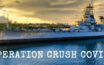 Operation Crush COVID Week 10: Thank You!