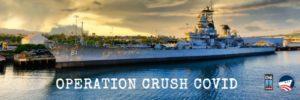 Operation Crush COVID