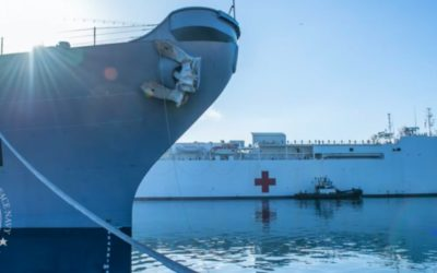 Battleship IOWA Museum Webcast: Defense Support of Civil Authorities