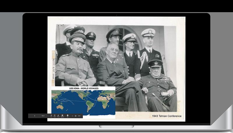Tehran Conference Virtual Field Trip