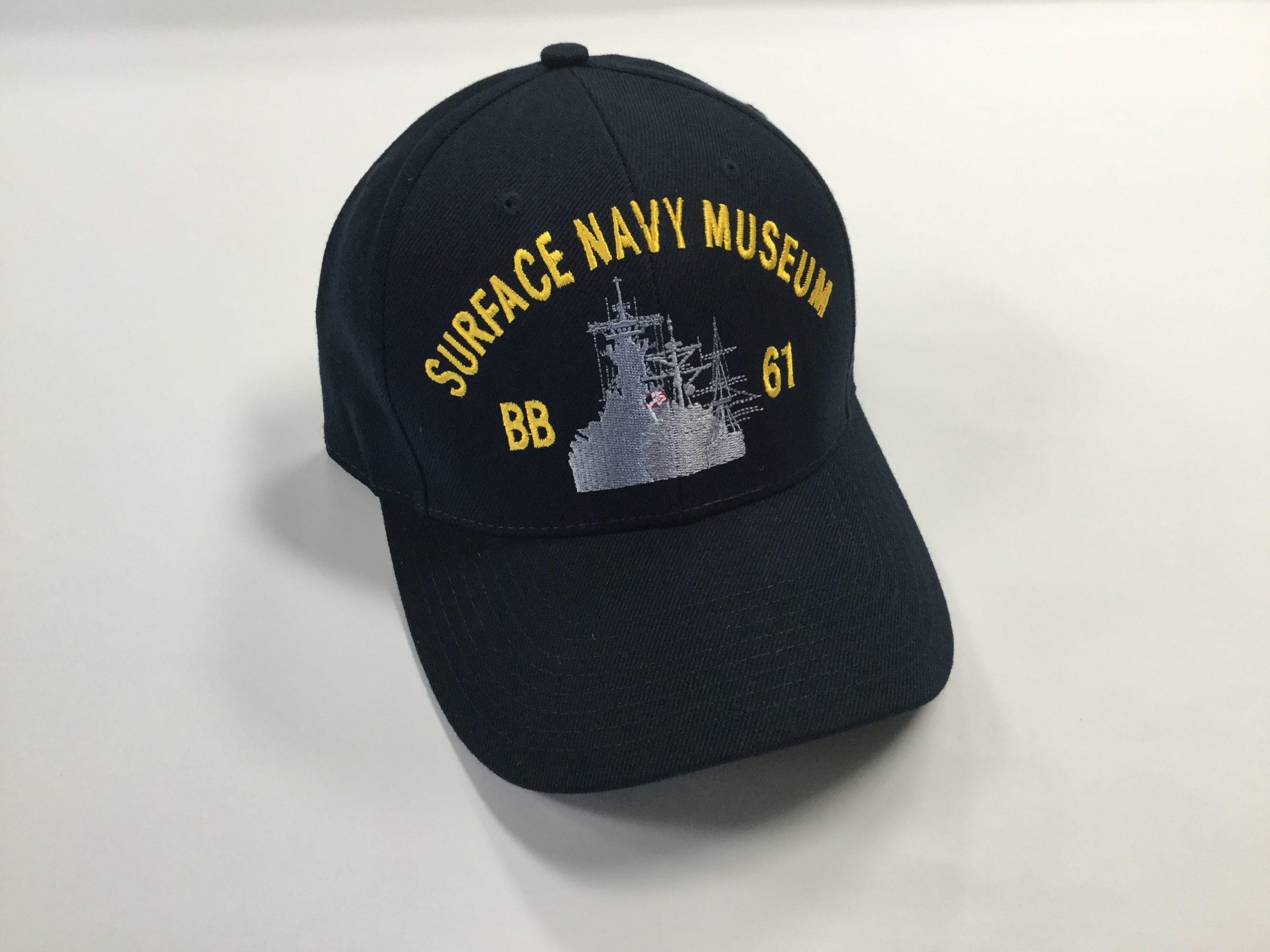 Baseball Cap - Surface Navy Museum