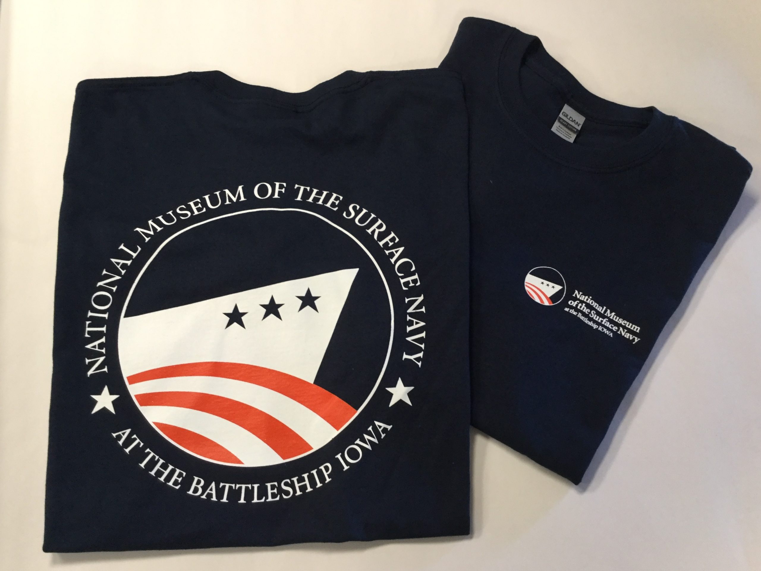 Surface Navy Museum T-Shirt