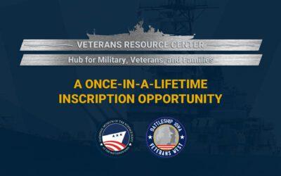 Veterans Resource Center Welcome Sign Campaign Week 6: World War II Veterans Tribute
