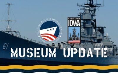 Museum Update October 15, 2021